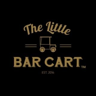 The Little Bar Cart