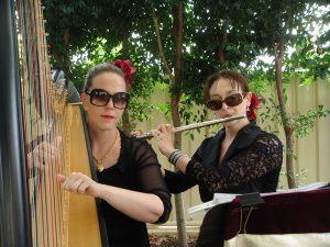 Très Classique Ensembles flute and harp