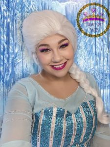 Twinkle Time Parties Elsa character
