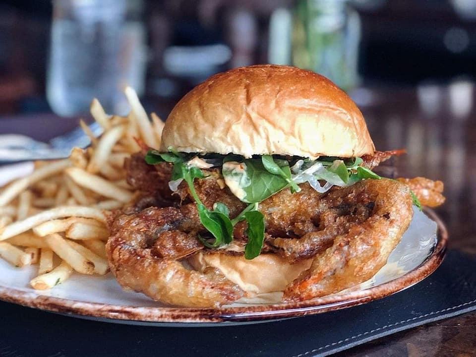 123Bingo chicken burger