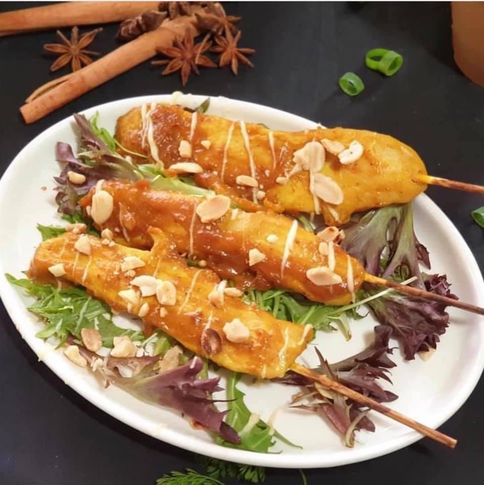 123Bingo chicken satay