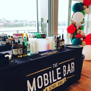The Mobile Bar Company birthday function