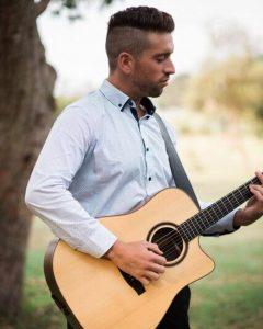 Adrian Joseph Music guitarist
