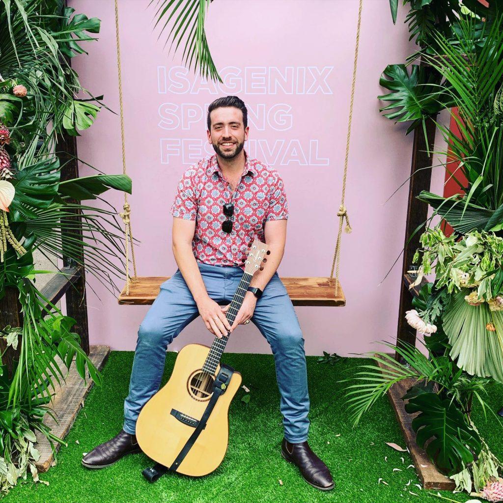 Adrian Joseph Music swing
