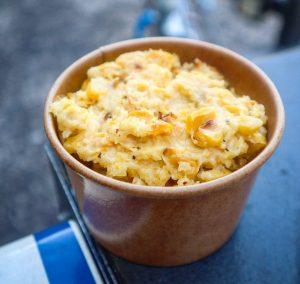 Avenue 22 BBQ corn pudding