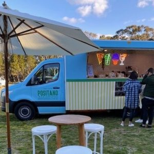 Bar Positano Sydney food truck