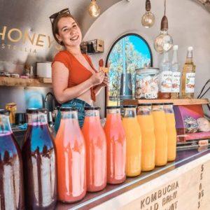 Barista Honeys juice