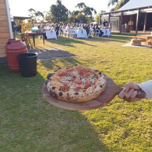 Base WF Pizza food