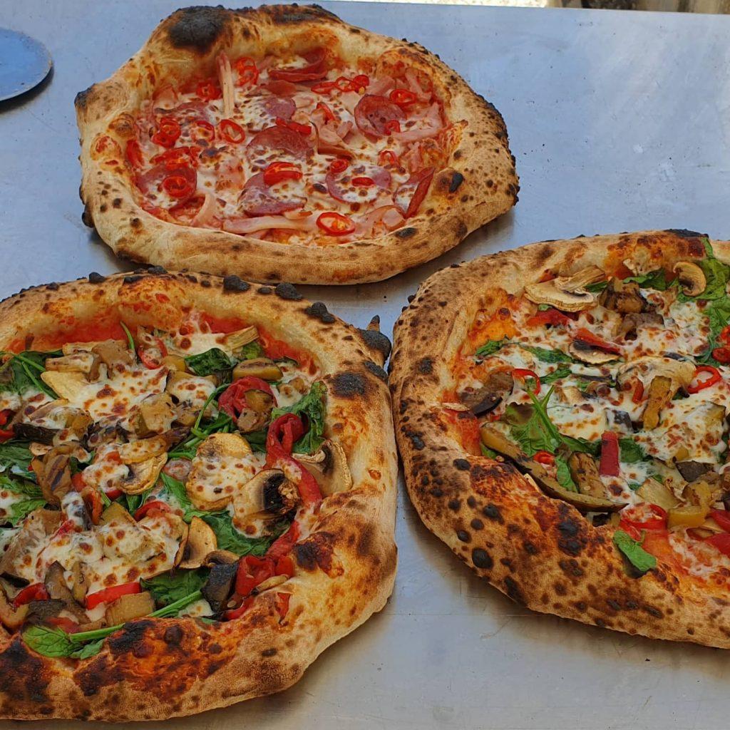 Base WF Pizza pizza