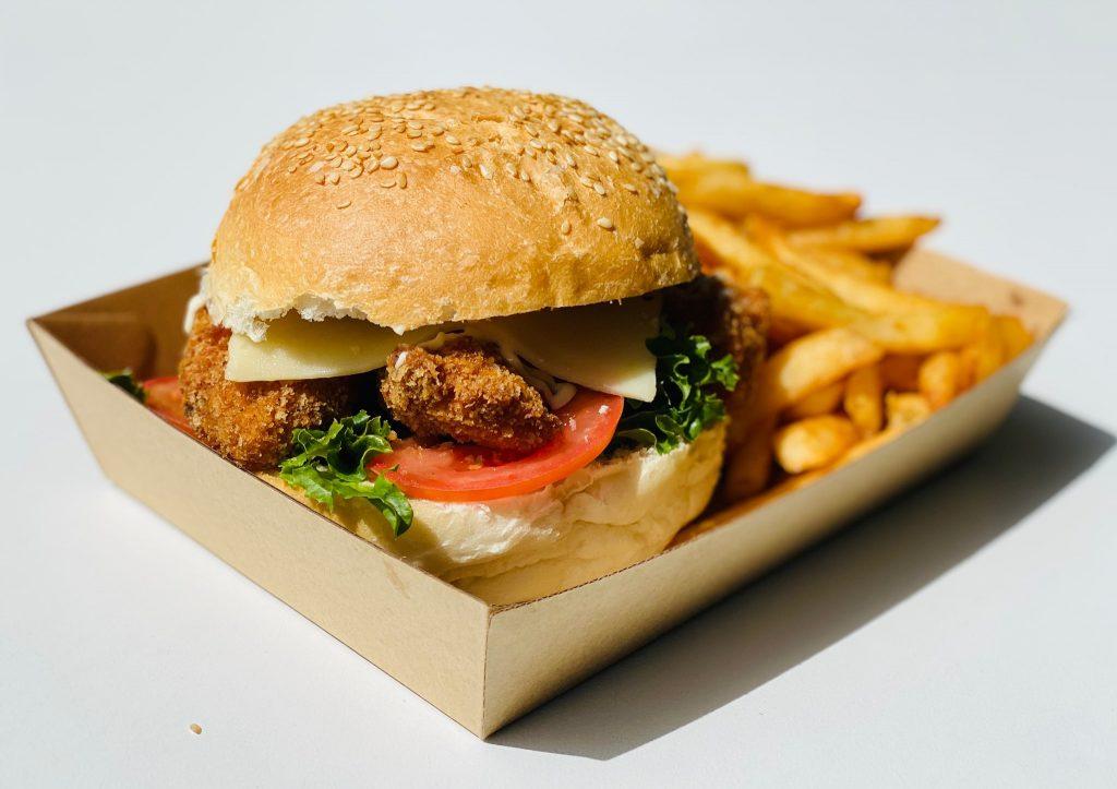 Berty & Co. burger
