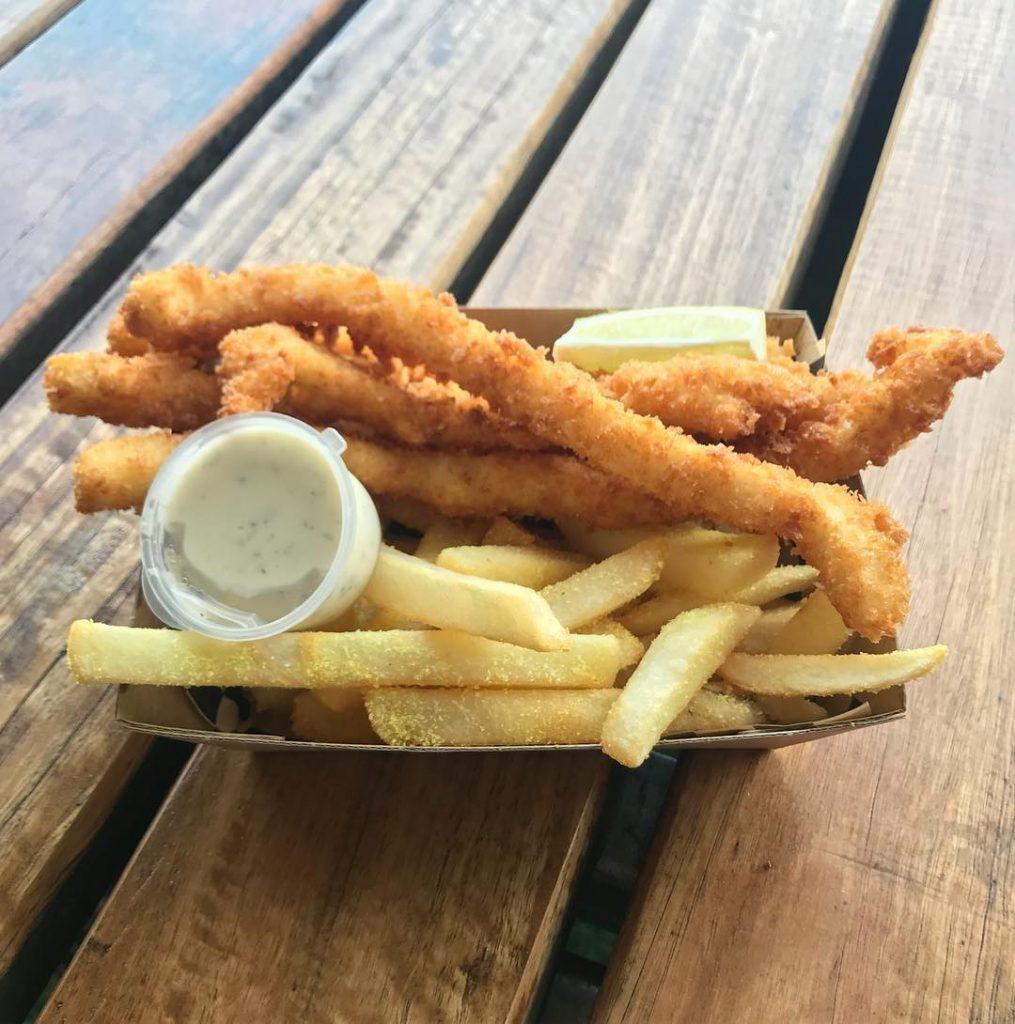 Calamari Bros crispy