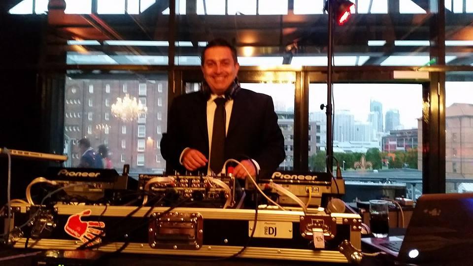 DJ Jimmy V professional