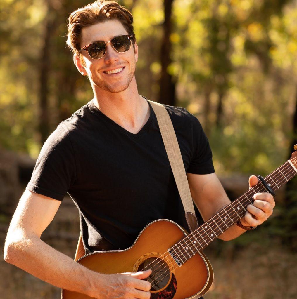 Dan Lowe Music Co. smiles
