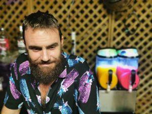 Darwin Slushie Machine Hire bartender