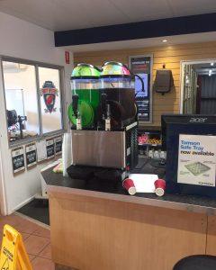 Darwin Slushie Machine Hire drinks