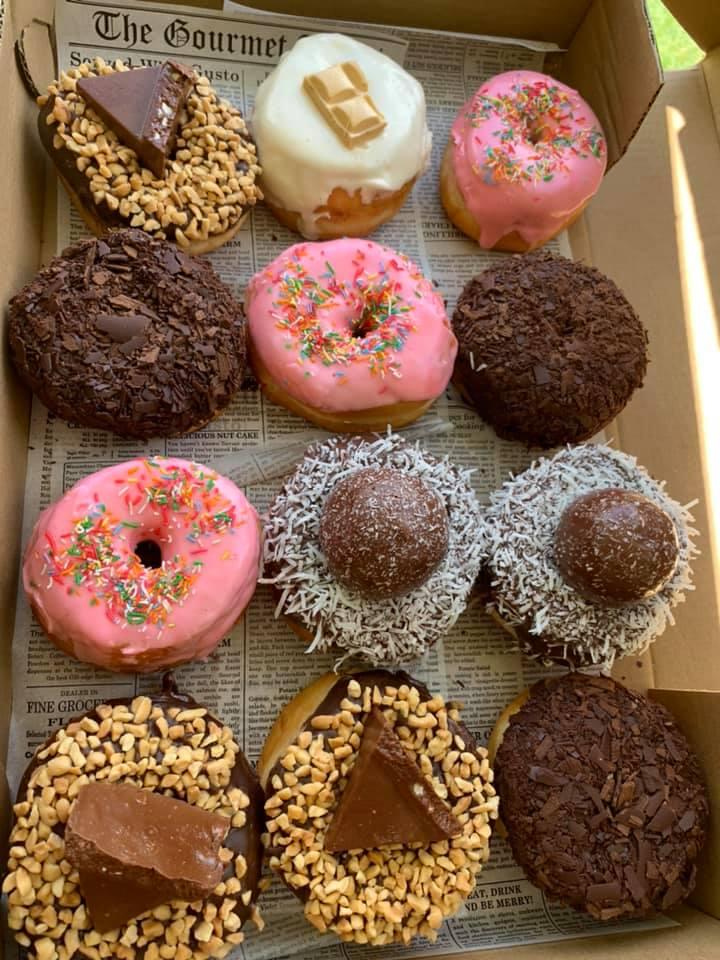 Doin' Donuts variety