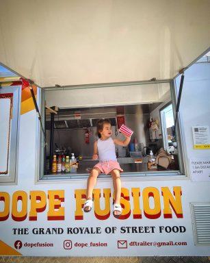 Dope Fusion Sydney Food Truck