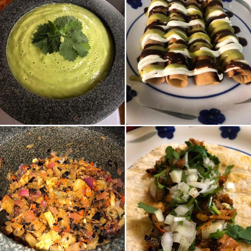 Fiesta Mexico specialties