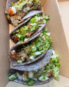 Fiesta Mexico tacos