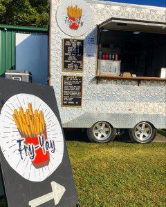 Fry Yay Food Truck truck