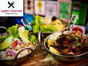 Latin Corner catering