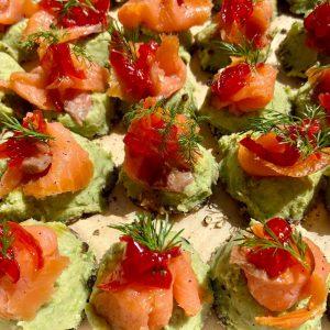 seaviche starters