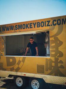 smokey boiz food truck
