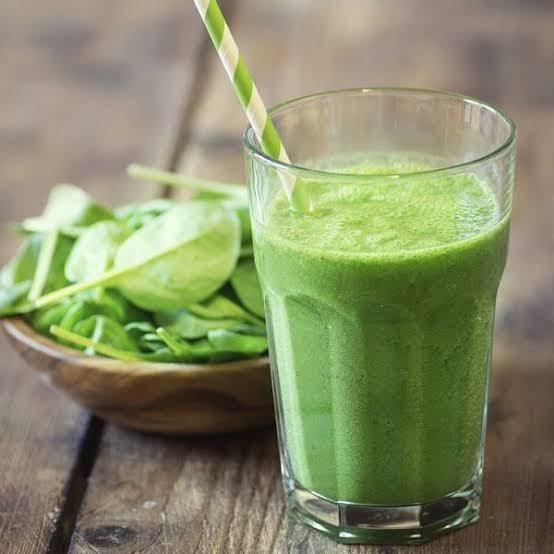 smooth juice green juice