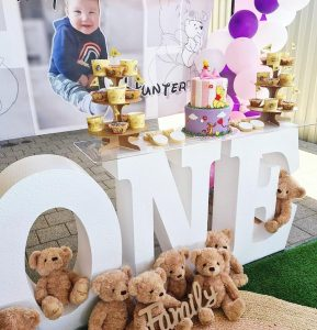 Beautiful Beginnings Party Hire Winnie The Pooh