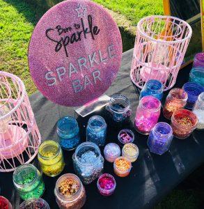 Born To Sparkle sparkle bar
