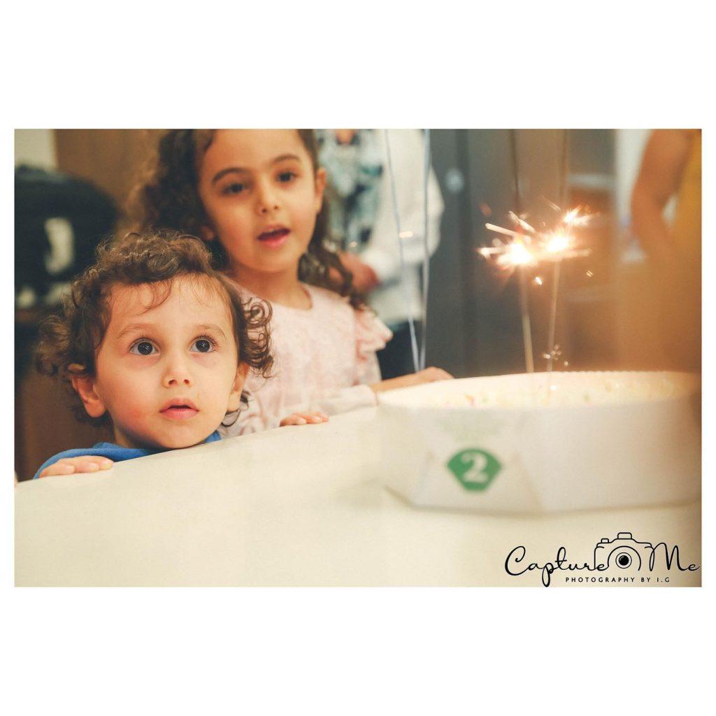 Capture Me Photography birthday sparkles