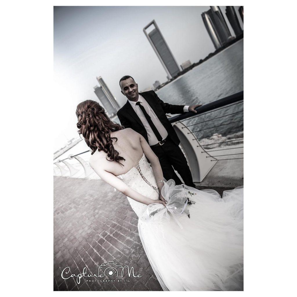 Capture Me Photography wedding dress