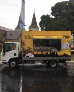 Chilli & Grains food truck