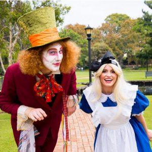 Clarty Parties Alice in Wonderland