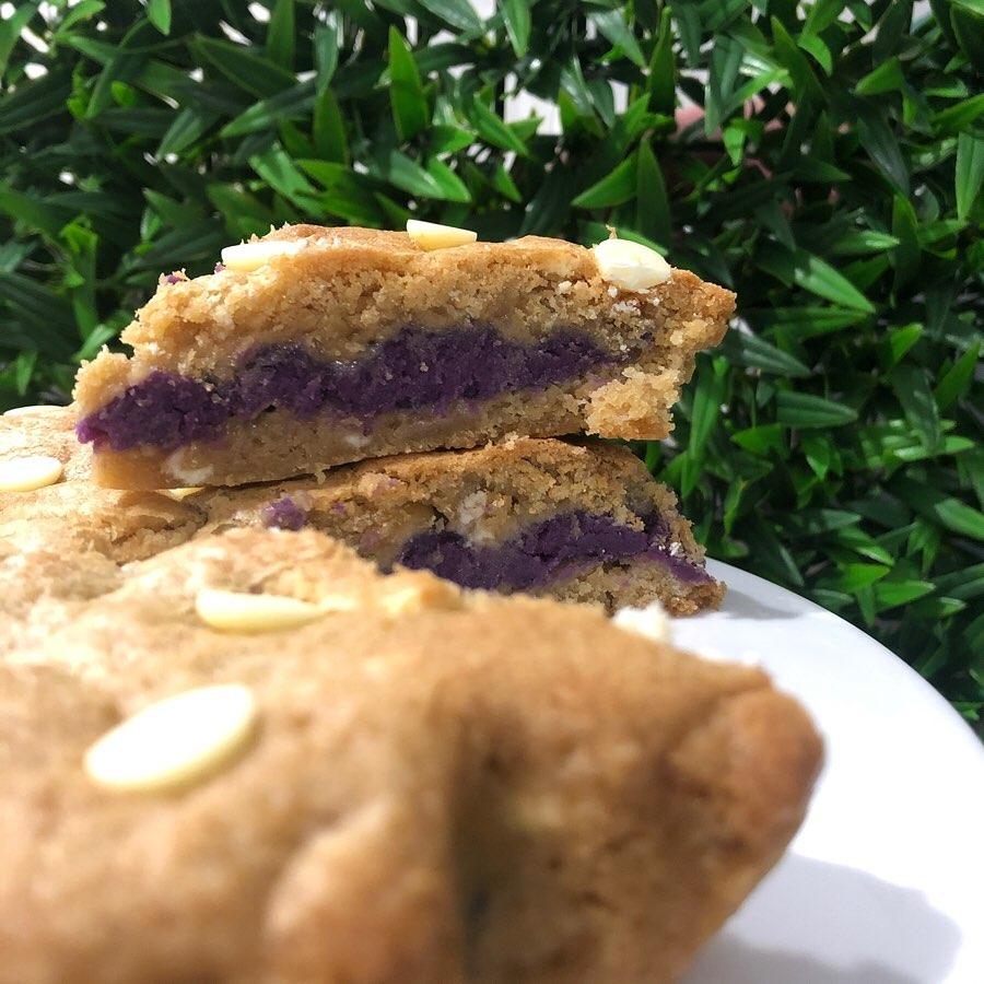 Cookie Treys filled cookies