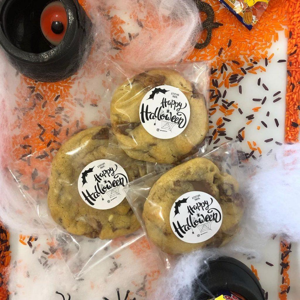 Cookie Treys Halloween cookies