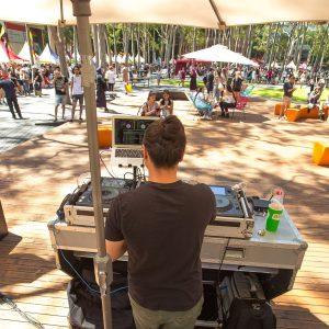 DJ Nam corporate gig