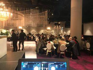 DJ Nam wedding gig
