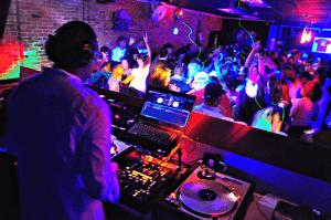 DJC Events DJ at club