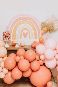 Dream A Little Dream balloons