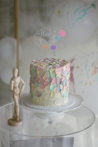 Dream A Little Dream cake