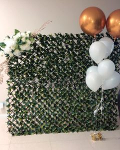 Event Hire Adelaide flower wall