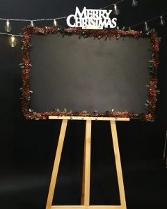 Event Magnet NT display board Xmas