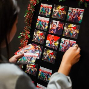 Event Magnet NT photo wall