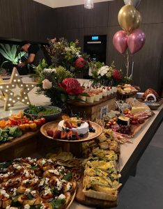 Everyday Gourmet grazing table