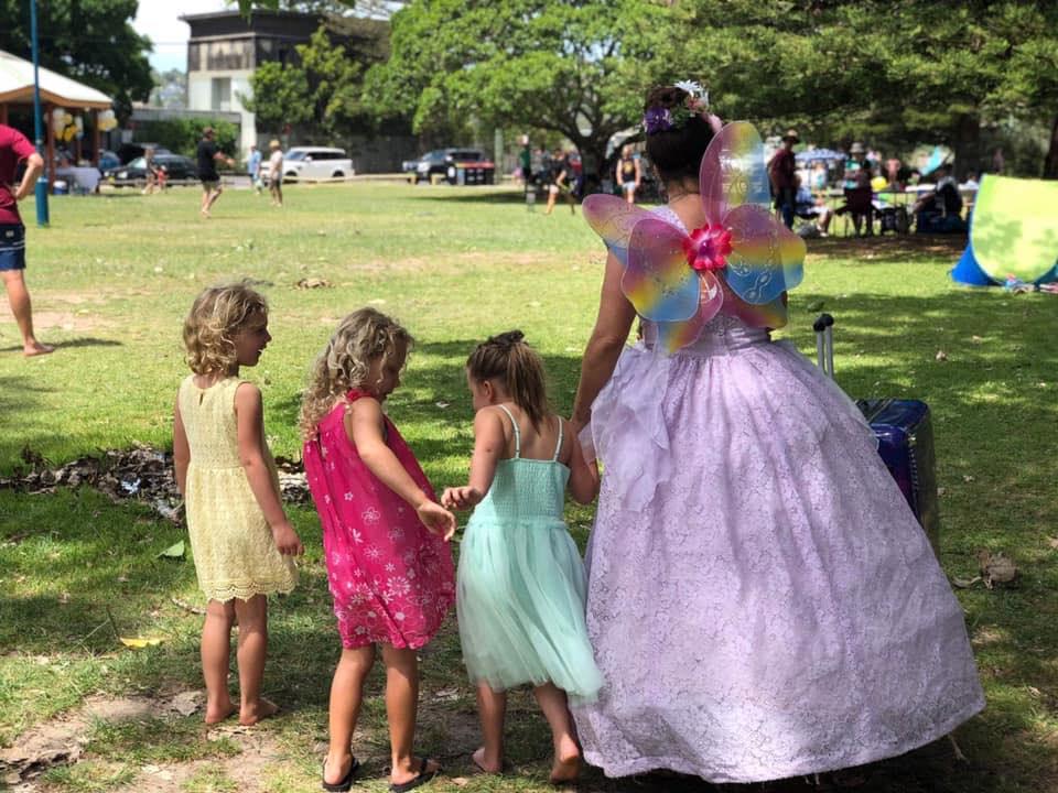 Fairy Skye Rainbow fairy friends