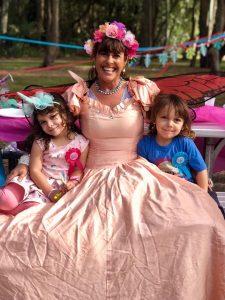Fairy Skye Rainbow happy faces