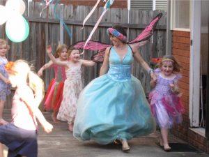 Fairy Skye Rainbow play games