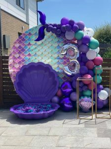 G&M Events under the sea hire
