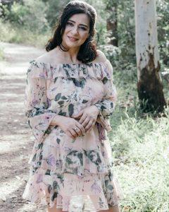 Georgina Makdessi wedding setting
